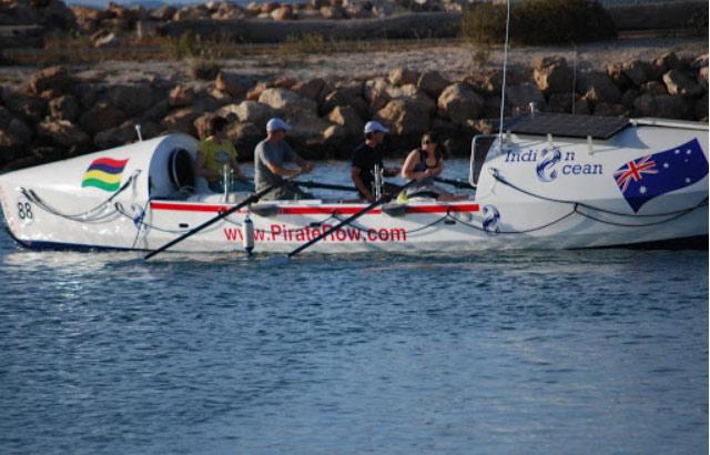 Aud Eamus boat