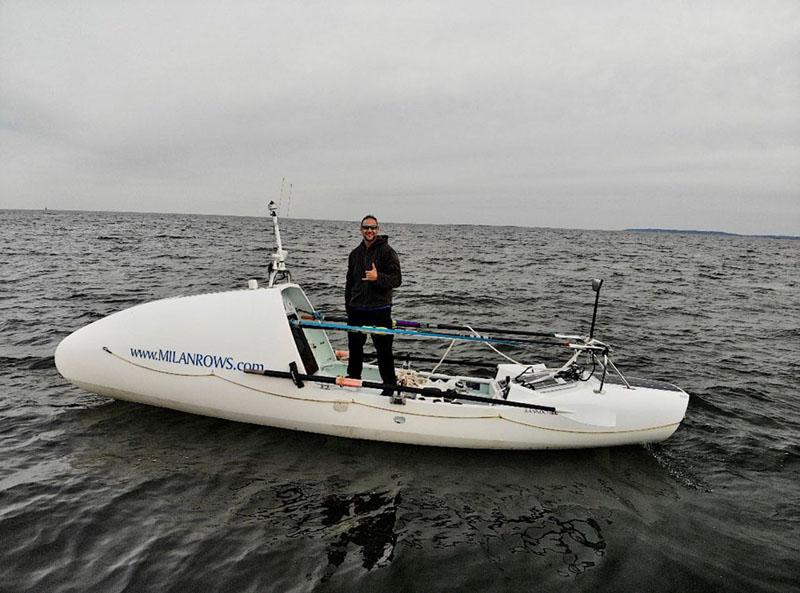 Czechmate boat