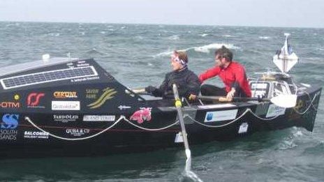 Emilia Oliver boat