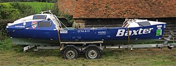 Gemini boat