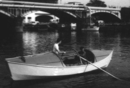 In Finnegan's Wake boat