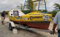 Kaos boat