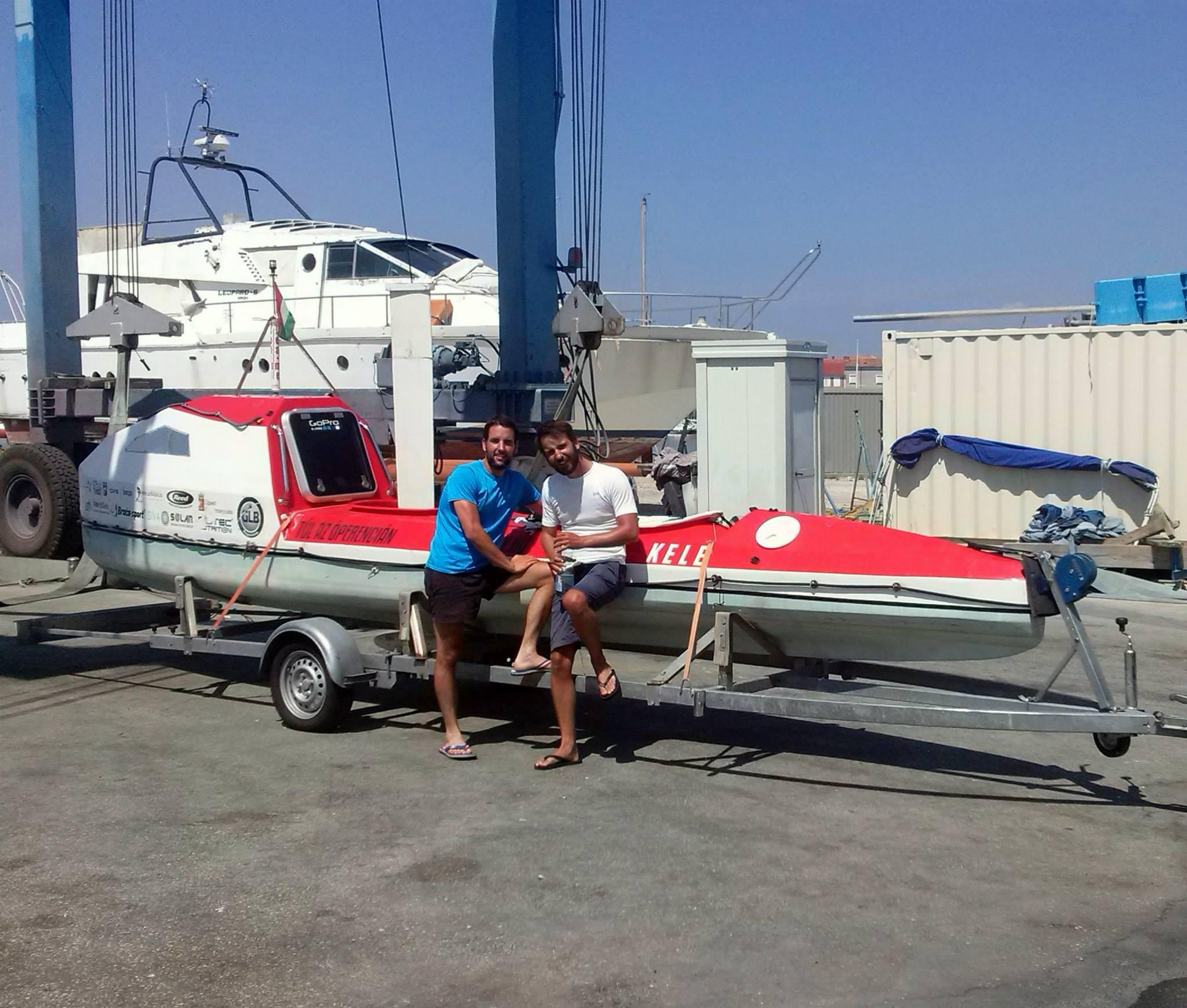 Kele boat