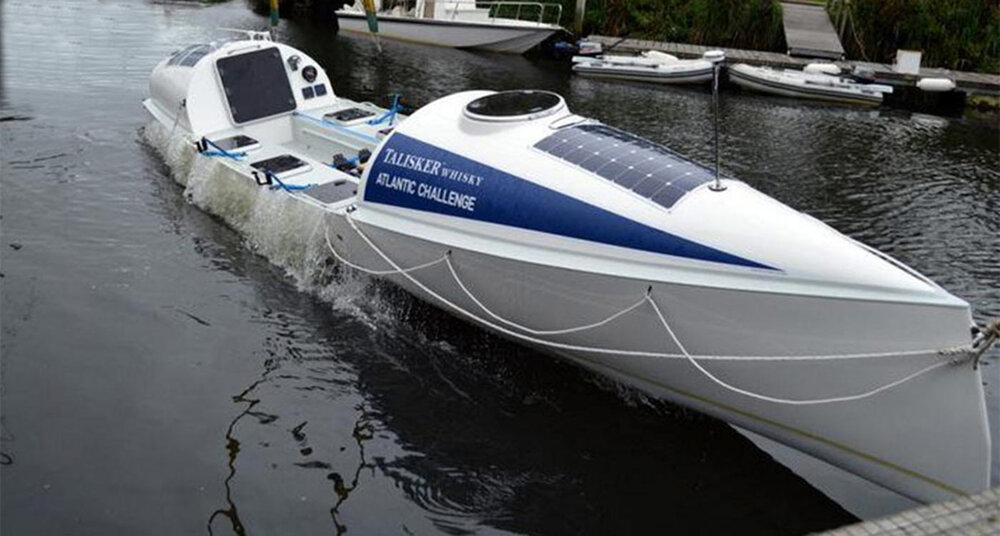 Layla boat