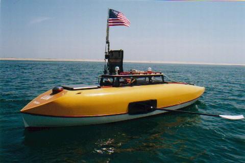 Lun boat