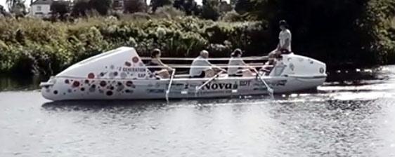 Mandy boat