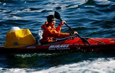 McAuley Kayak
