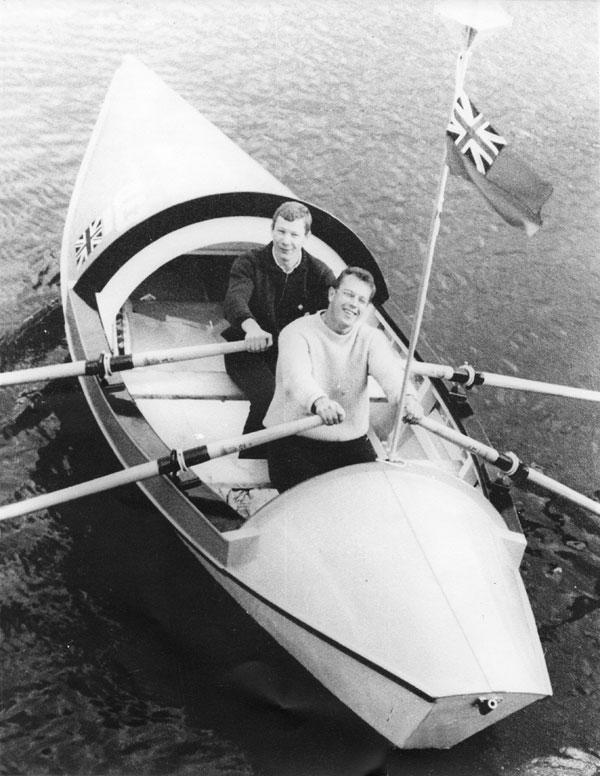 QE3 boat
