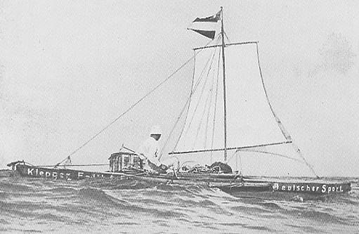 Romer's Kayak
