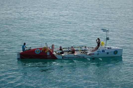 Sara G boat