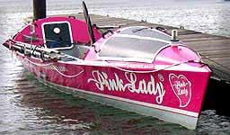 Scandia boat