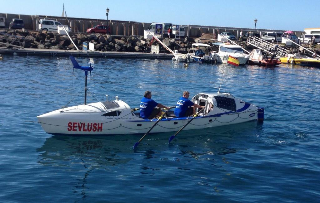 Sevlush boat