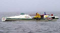 Sojasun boat