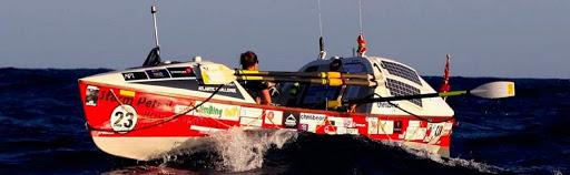 Storm Petrel boat