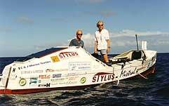 Stylus Mistral Endevour boat