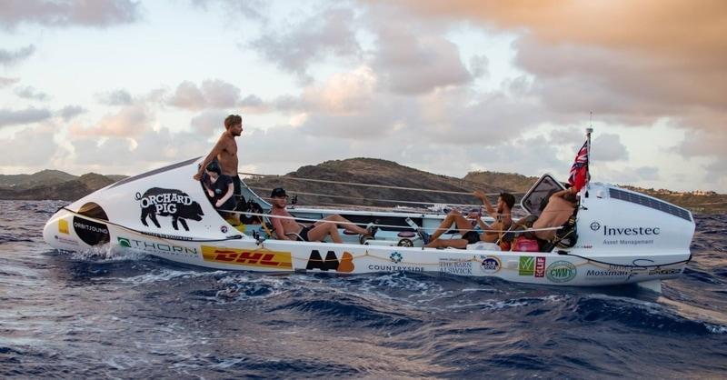The Reveller boat