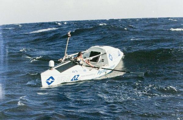 Uralaz boat