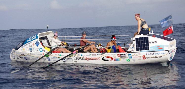 Vaquita boat