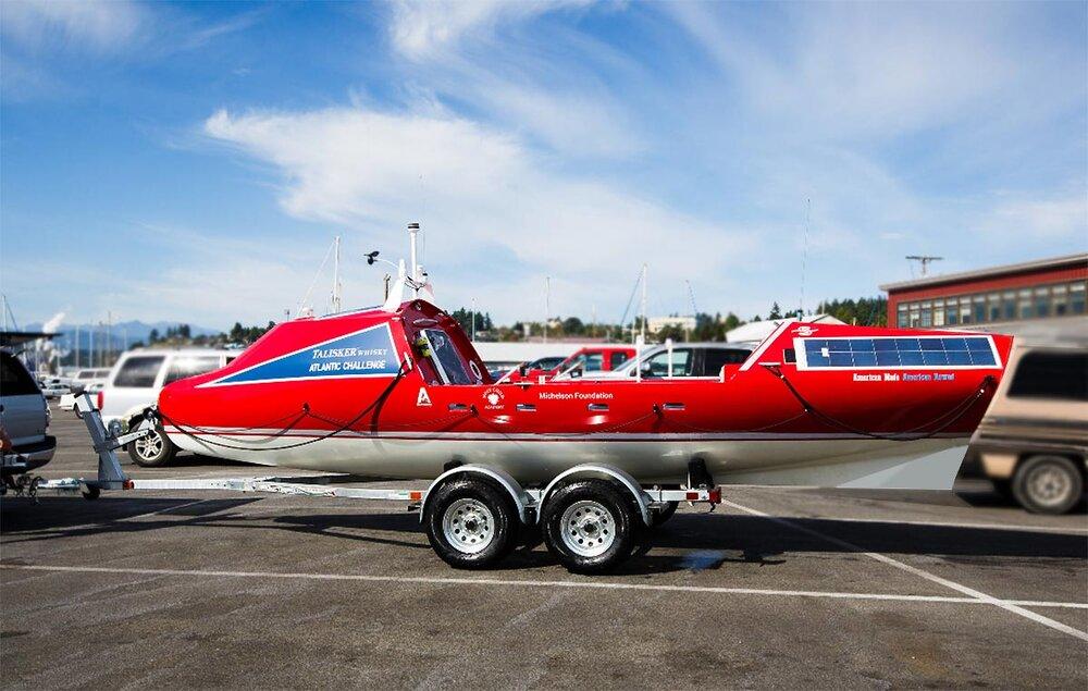Washington's Crossing boat