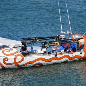 Pacific Ocean Solo Team
